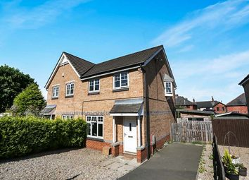 Thumbnail 3 bed semi-detached house for sale in Oakham Gardens, North Shields