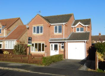 Thumbnail 4 bed detached house for sale in St. Edmunds Close, Wainfleet St. Mary, Skegness