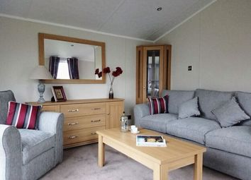 Thumbnail 2 bed mobile/park home for sale in Hall More Caravan Park, Hale, Milnthorpe