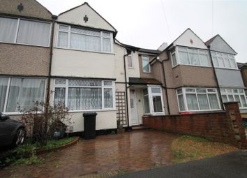 Thumbnail 3 bed terraced house for sale in Inverness Drive, Ilford