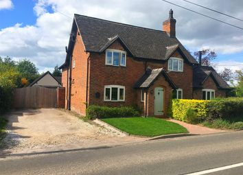 Thumbnail 4 bed detached house for sale in Lawnhead, Stafford
