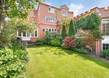 Thumbnail 5 bedroom semi-detached house for sale in Hillsleigh Road, Kensington, London