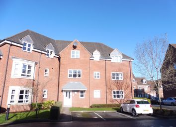 Thumbnail 2 bed flat for sale in Middlewood Close, Solihull