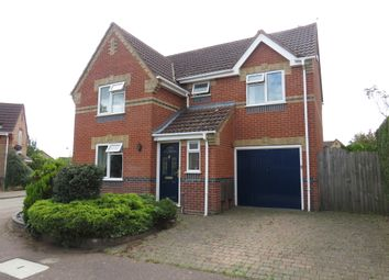 Thumbnail 4 bed detached house for sale in Harman Close, Hethersett, Norwich