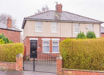 Thumbnail 2 bed semi-detached house for sale in Sherwood Grove, Leigh, Lancashire