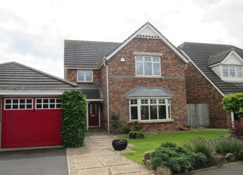Thumbnail 4 bed detached house to rent in Sunningdale, Whitley Bay