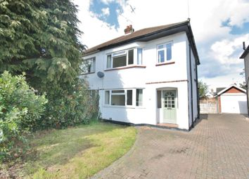 Thumbnail 3 bed semi-detached house to rent in Langdale Gardens, Chelmsford