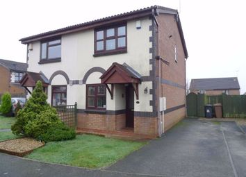Thumbnail 2 bed semi-detached house to rent in Barclay Court, Shipley View, Derbyshire