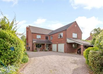 Thumbnail 5 bed detached house for sale in Horsemans Green, Whitchurch, Shropshire