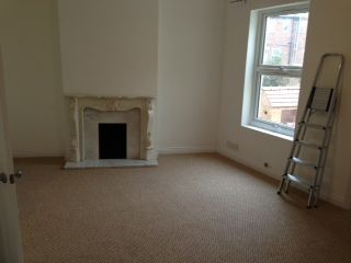 Thumbnail 2 bed flat to rent in Queen Street, Swinton