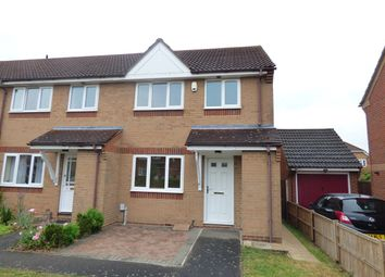 Thumbnail 3 bed end terrace house for sale in St Marys Close, Elstow, Bedford