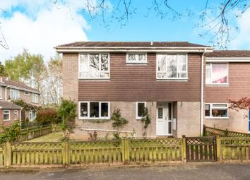 Thumbnail 4 bedroom end terrace house for sale in Tadley, Hampshire, England