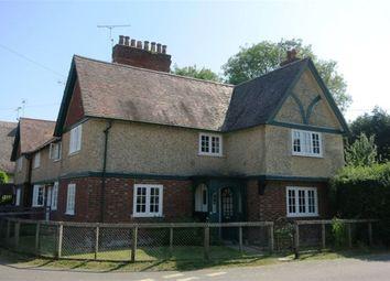 Thumbnail 3 bed cottage to rent in Houghton Corner, Stockbridge, Hants