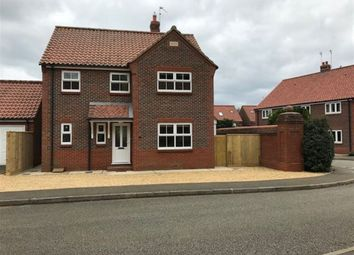 Thumbnail 4 bed detached house to rent in Hall Close, Heacham, King's Lynn