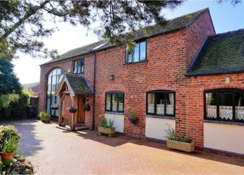 Thumbnail 4 bedroom barn conversion for sale in Long Street, Wheaton Aston