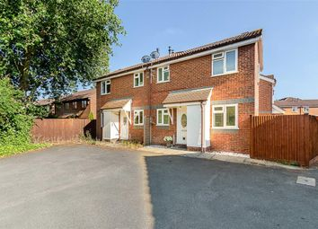 Thumbnail 1 bed end terrace house for sale in Chiltern Close, Worcester Park, Surrey