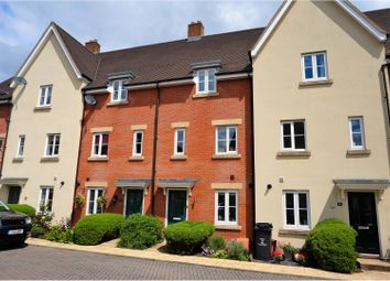 Thumbnail 4 bedroom terraced house for sale in Steeple View Old Town, Swindon