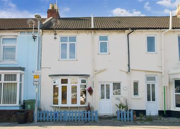 Thumbnail 3 bed terraced house for sale in Alverstone Road, Southsea, Hampshire