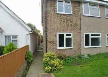Thumbnail 2 bed maisonette for sale in Homefield Road, Walton On Thames, Surrey