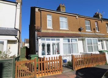 Thumbnail 2 bed end terrace house for sale in Cliftonville Road, St Leonards-On-Sea, East Sussex