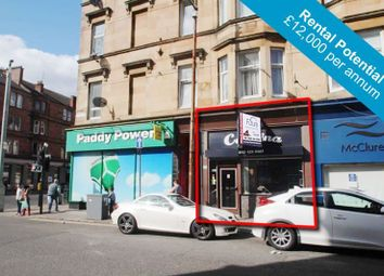 Thumbnail Commercial property for sale in 135, Allison Street, Queens Park, Glasgow G428Ry