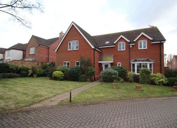 Thumbnail 5 bed detached house for sale in The Pines, Bushby, Leicester