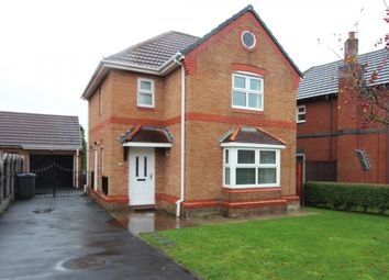 Thumbnail 3 bed detached house to rent in Heriot Close, Cleveleys