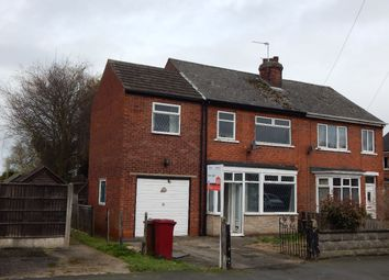 Thumbnail 3 bed semi-detached house for sale in Minster Road, Scunthorpe