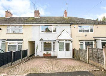 Thumbnail 2 bed terraced house for sale in Chinn Brook Road, Yardley Wood, Birmingham