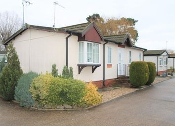 Thumbnail 2 bed mobile/park home for sale in The Ridings, Willows Riverside Park, Windsor