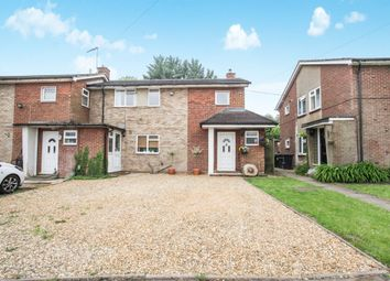 Thumbnail 3 bed end terrace house for sale in Oakley Road, Harpenden