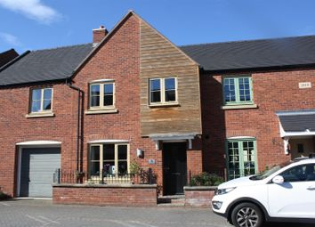 Thumbnail 3 bedroom terraced house for sale in Caxton Close, Lawley Village, Telford