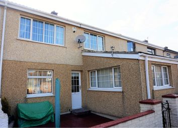 Thumbnail 3 bed terraced house for sale in Brynglas, Bargoed