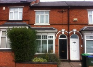 Thumbnail 2 bed property to rent in Harborne Road, Quinton, Birmingham