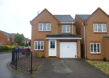 Thumbnail 3 bed detached house for sale in Morborn Road, Hampton Hargate, Peterborough