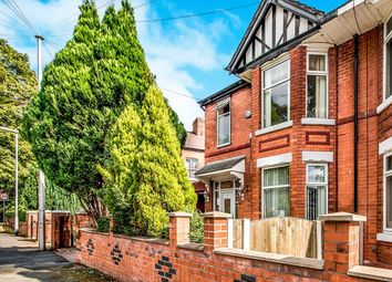 Thumbnail 3 bed semi-detached house to rent in Fairview Avenue, Burnage, Manchester