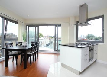Thumbnail 3 bed flat to rent in Basire Street, London