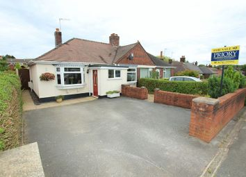 Thumbnail 2 bed semi-detached bungalow for sale in Brown Lees Road, Brown Lees, Stoke-On-Trent