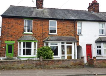 Thumbnail 2 bed terraced house for sale in Highbury Road, Hitchin