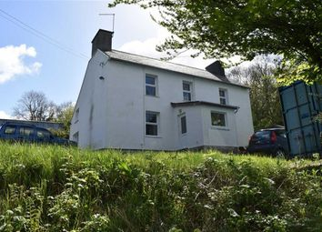 Thumbnail 5 bed farm for sale in Cribyn, Lampeter