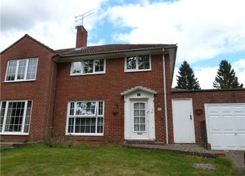 Thumbnail 3 bed semi-detached house to rent in Westbrook Gardens, Bracknell, Berkshire