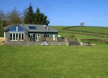 Thumbnail 4 bedroom detached house for sale in Penpol, Lostwithiel
