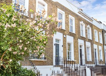 Thumbnail 4 bedroom terraced house for sale in Wolsey Road, London