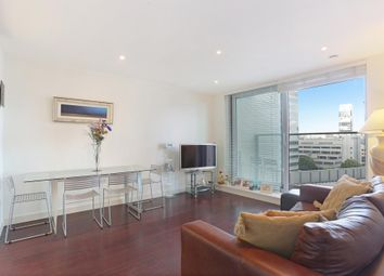 Thumbnail 1 bed flat for sale in Pan Peninsula, West Tower, London
