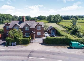 4 bed semi-detached house for sale in Bonis Hall Lane, Prestbury, Macclesfield, Cheshire SK10