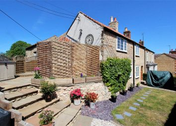 Thumbnail 4 bed semi-detached house for sale in Pinfold Road, Castle Bytham, Grantham