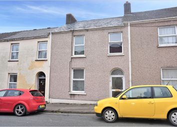 Thumbnail 4 bed terraced house for sale in Lewis Street, Pembroke Dock