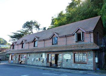 Thumbnail Retail premises for sale in Lynmouth, Devon