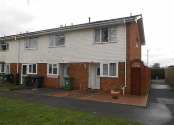 Thumbnail 2 bed end terrace house for sale in Ascot Close, Hereford