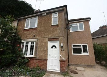 Thumbnail 8 bed semi-detached house for sale in Gerard Avenue, Canley, Coventry, West Midlands